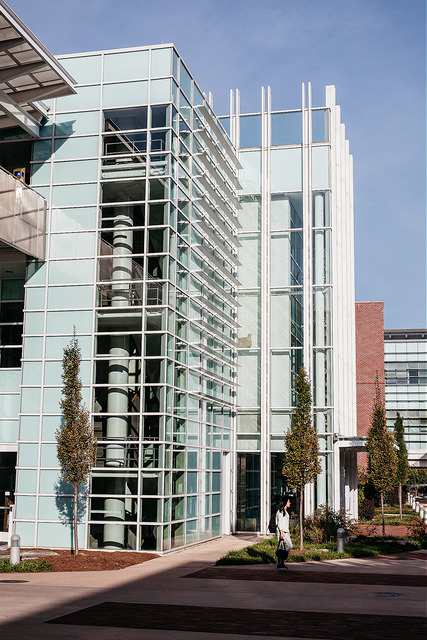 Klaus Advanced Computing Building - home of C21U